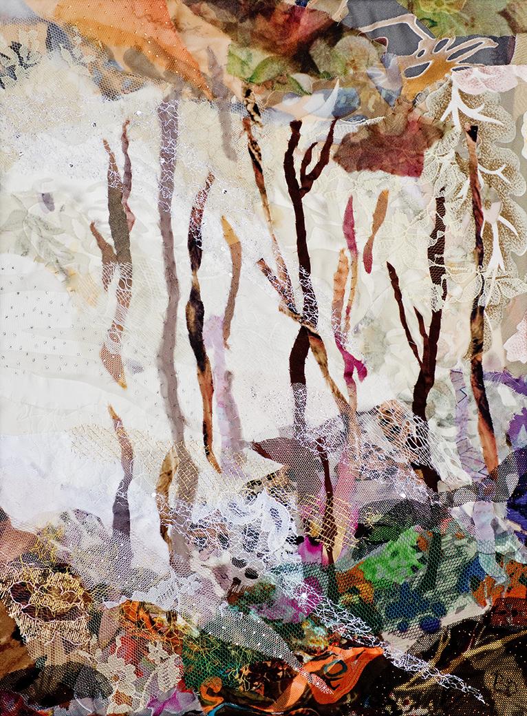 Birthe Damgaards billede Solindfald